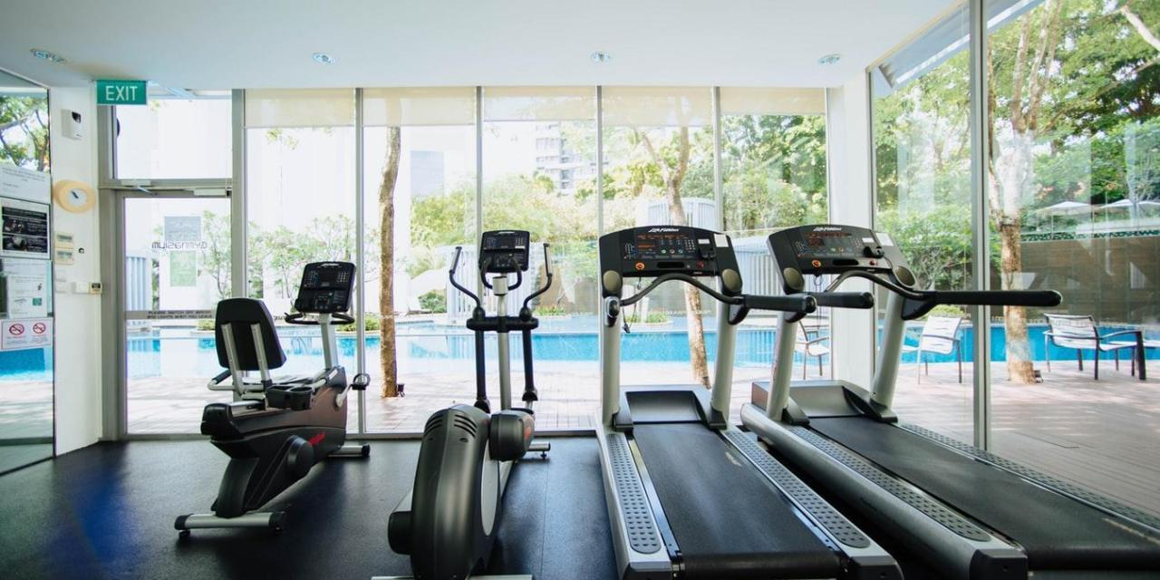Quality of Equipment: Gym Near Allentown
