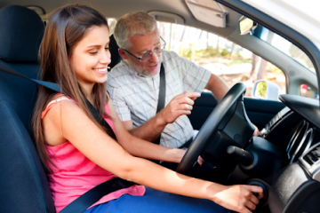 Driving Lessons: A Basic Overview | YLOODrive
